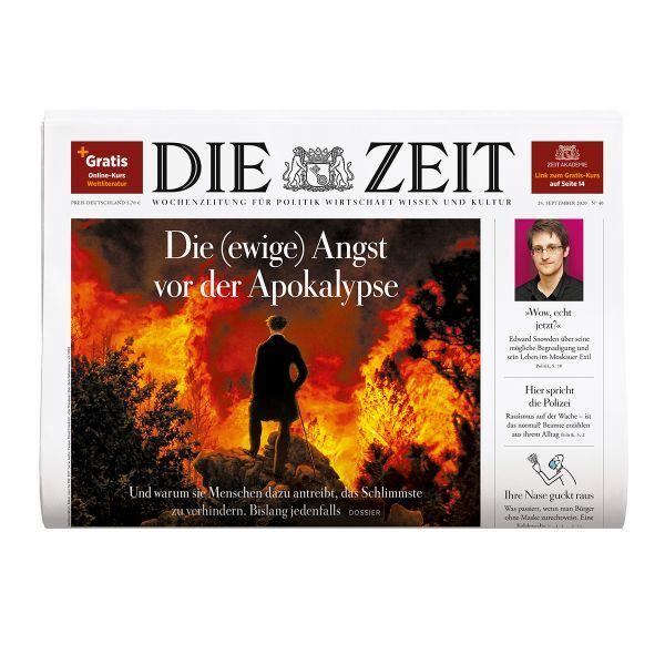 DIE ZEIT 40/2020