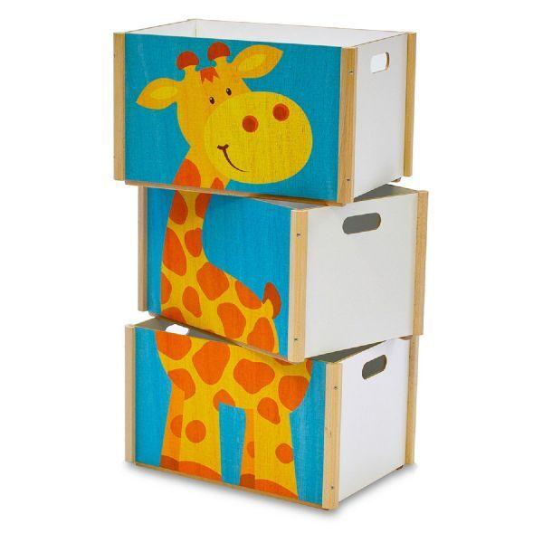 Stapelbox »Giraffe«