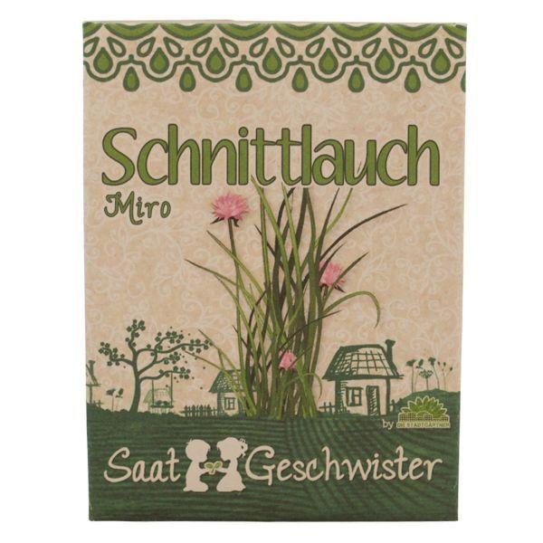 Samenpaket »Gartenglück«