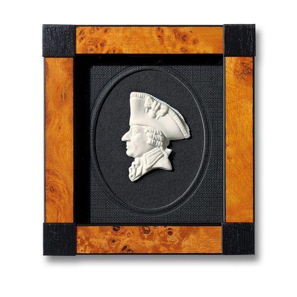 Porzellanbild »Friedrich II«