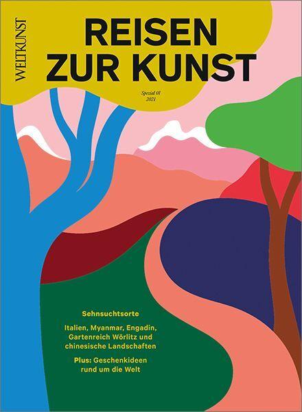 WELTKUNST 180/20 Reisen zur Kunst