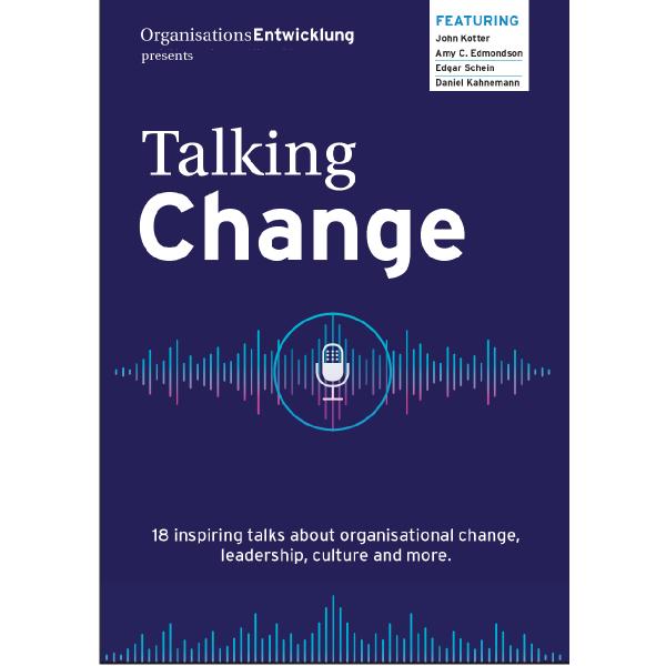 Talking Change presented by OrganisationsEntwicklung