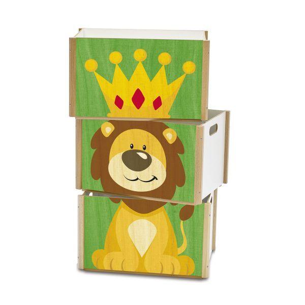 Stapelbox »Löwe«
