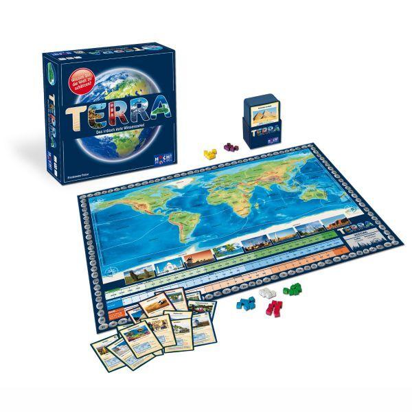 Spiel »Terra«