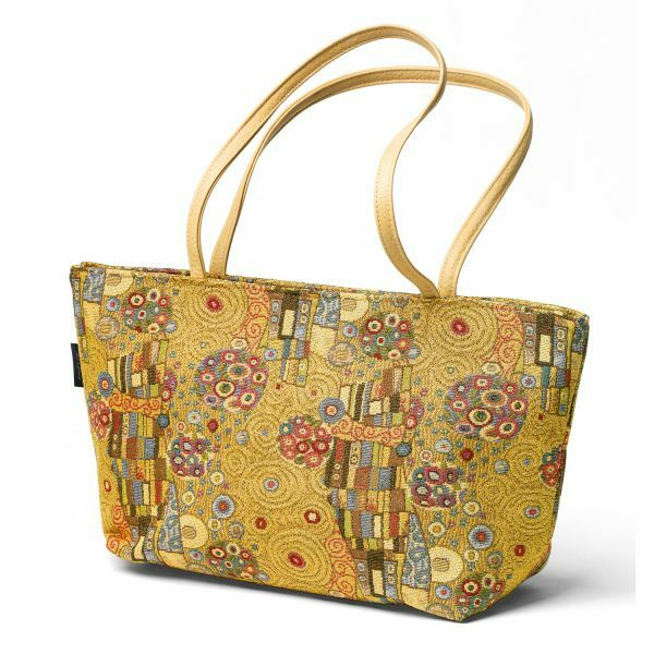 Handtasche »Allegorie der Liebe«, nach Gustav Klimt