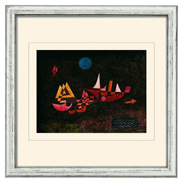 Klee, Paul: »Abfahrt der Schiffe«, 1927