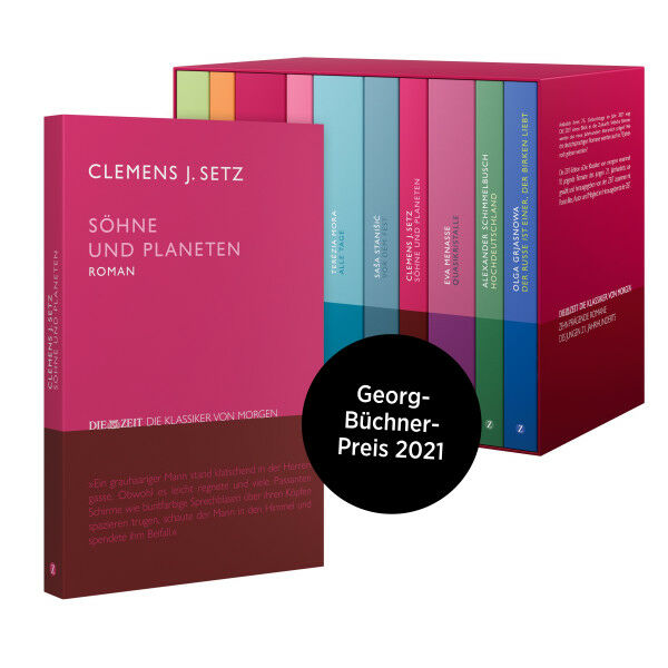 ZEIT-Edition »Die Klassiker von morgen«