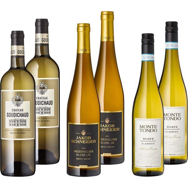 Weinedition »Winterweine« Weißwein-Paket