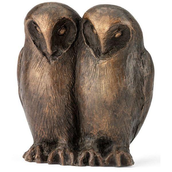 Arentz, Kurt: Skulptur »Eulenpaar«