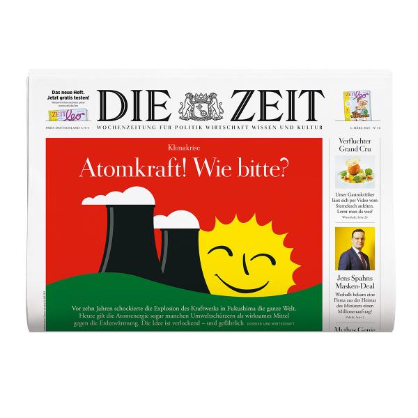 DIE ZEIT 10/2021