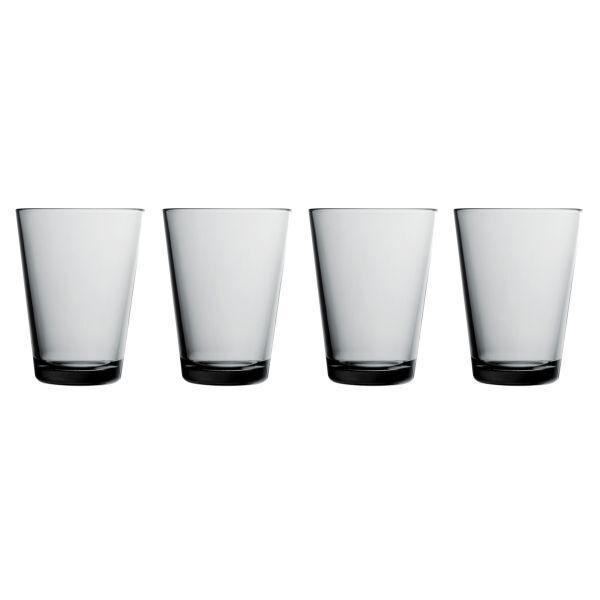 Gläserset »Kartio«, vierteilig
