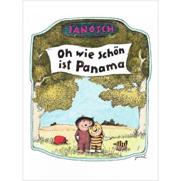 »Oh wie schön ist Panama«