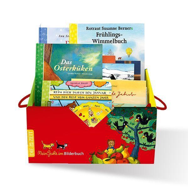 ZEIT-Edition »Mein Jahr im Bilderbuch«