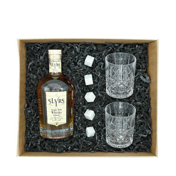 Geschenkset »Whisky-Genuss«