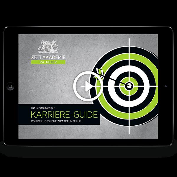 »Der Karriere-Guide«-Ratgeber