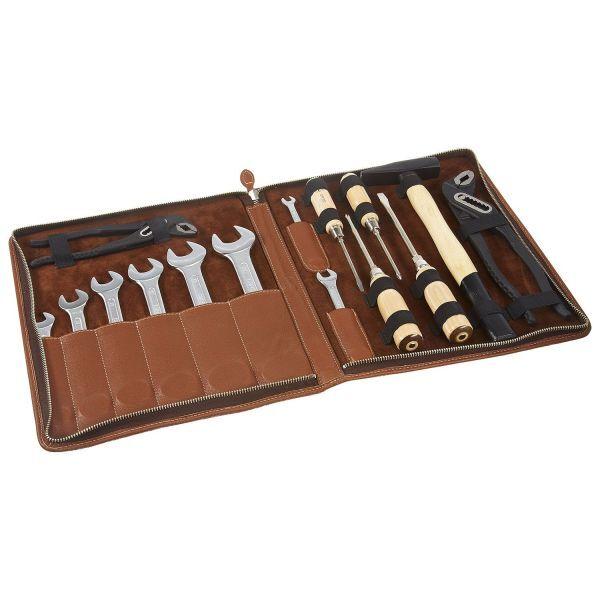 Werkzeug-Etui aus Hirschleder