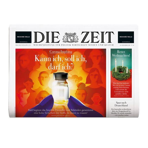 DIE ZEIT 52/2020