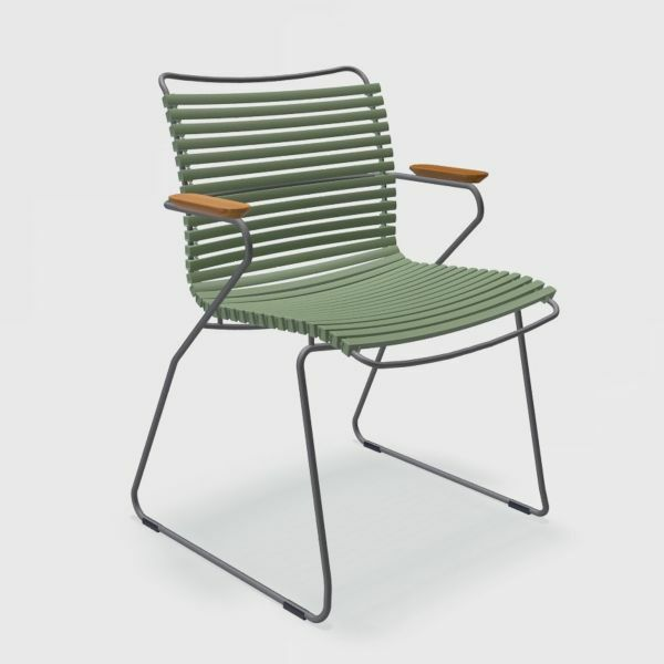 »CLICK Dining Chair« mit Armlehne