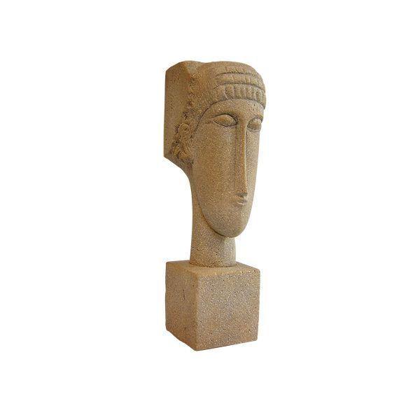 Modigliani, Amedeo: »Tête I«