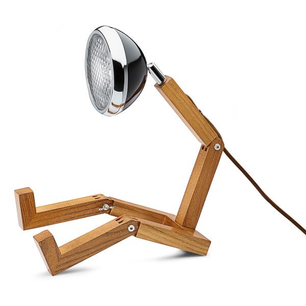 LED-Tischlampe »Mr. Volter«, schwarz