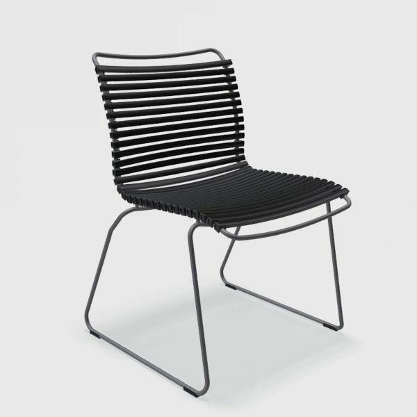 »CLICK Dining Chair« ohne Armlehne