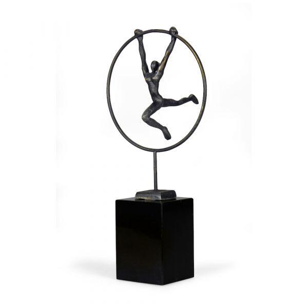 Gerard: Skulptur »Mit Schwung«