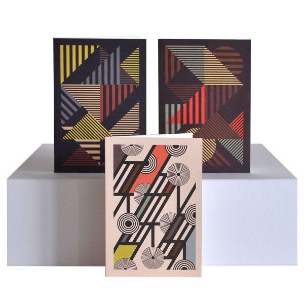 Grußkarten-Set für Kunstliebhaber