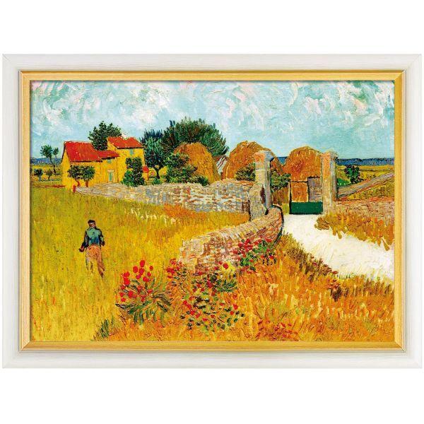 van Gogh, Vincent: »Un Mas de Provence«, 1888