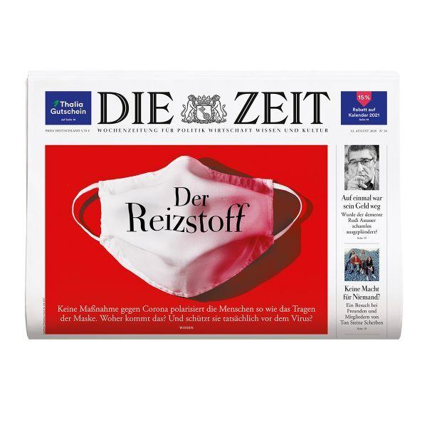 DIE ZEIT 34/2020