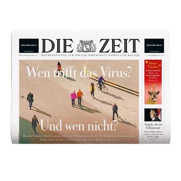 DIE ZEIT 49/2020