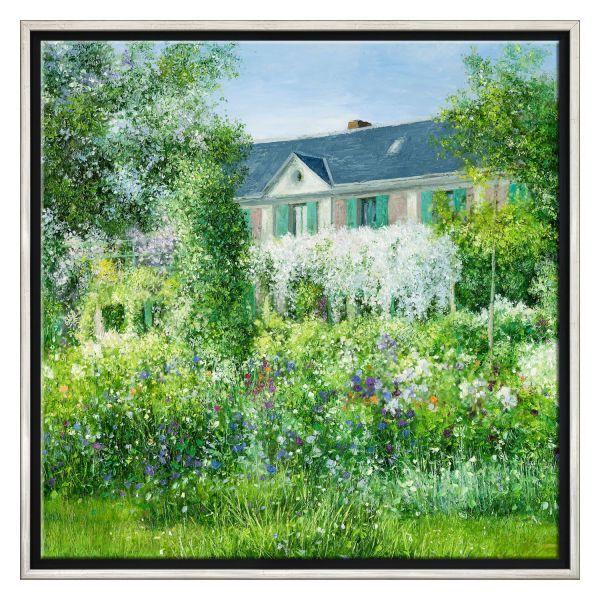 Cubaynes, Jean-Claude: »La Maison de Claude Monet à Giverny«, 2015
