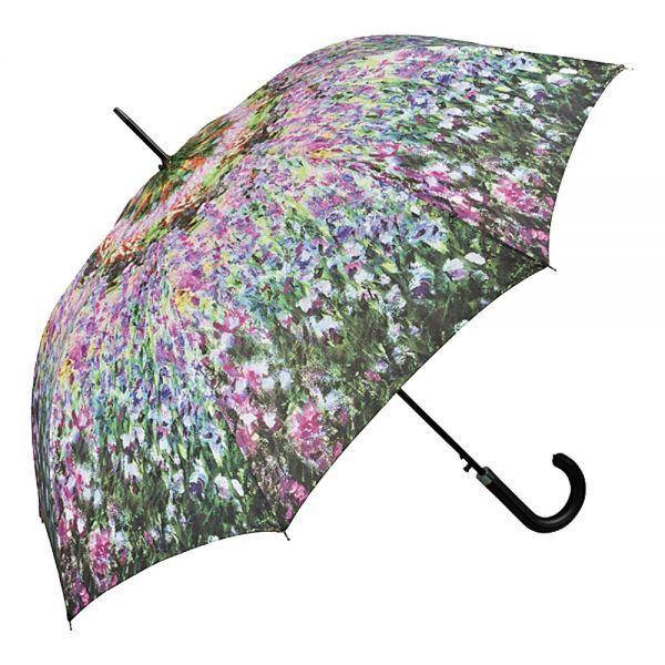 Stockschirm »Der Garten«, nach Claude Monet