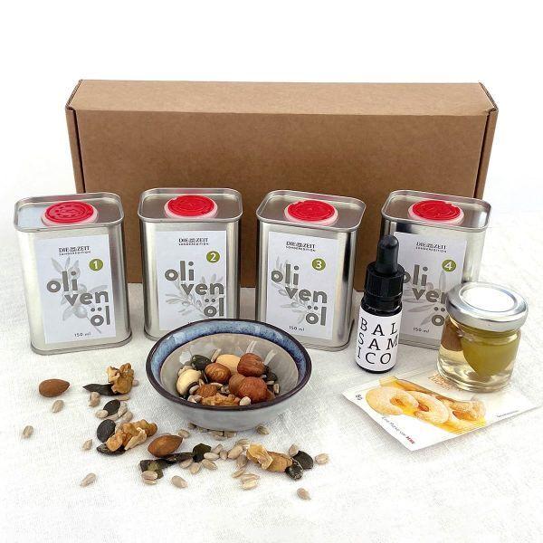 »Olivenöl«-Probierpaket zur ZEIT-Sonderedition 2021