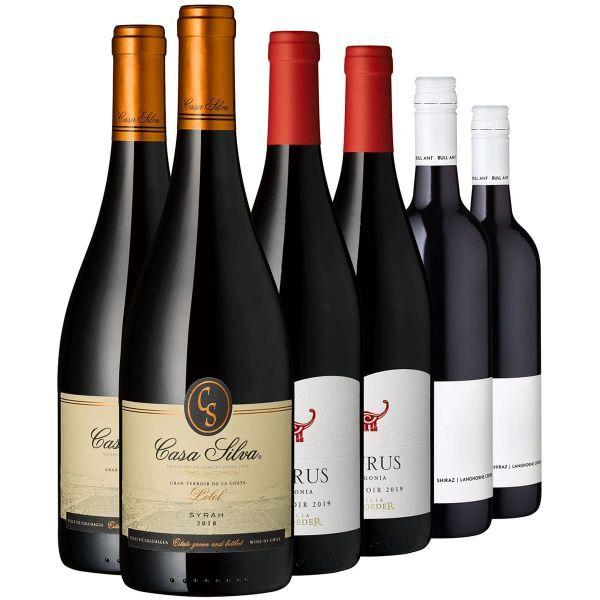 Weinedition »Weine für Weltentdecker«