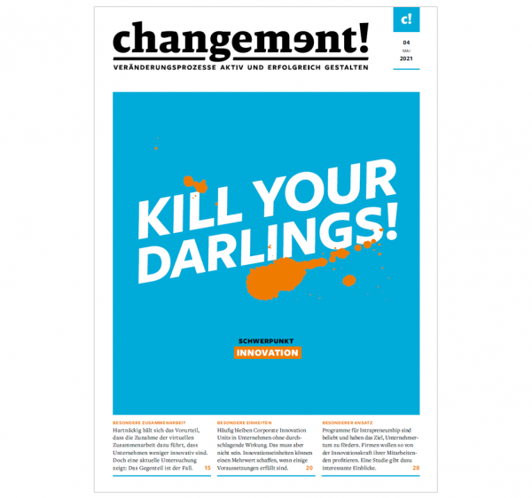 changement! Ausgabe 04/21: Innovation