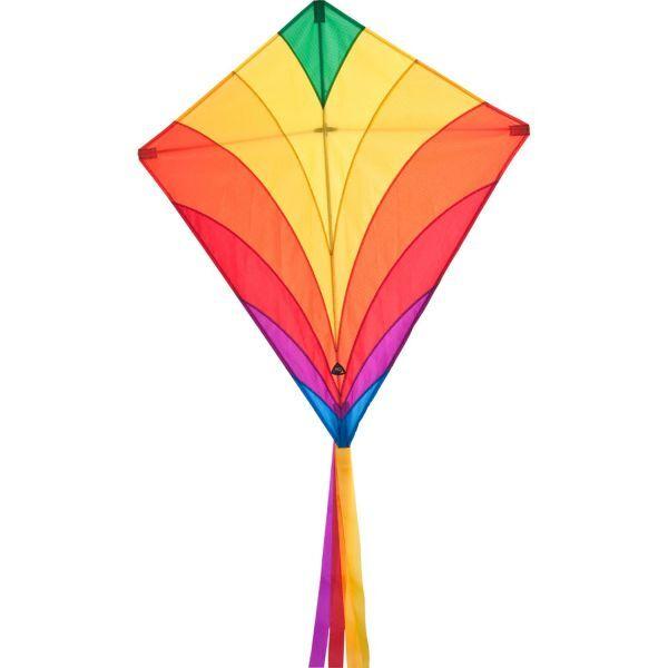 Kinder-Lenkdrache »Eddy Rainbow«