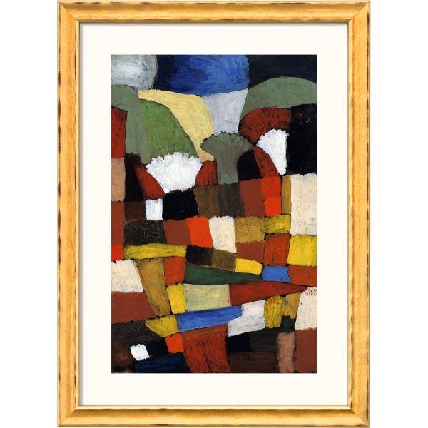Klee, Paul: »Garten in P. H.«, 1925