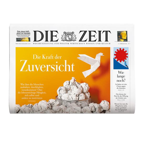 DIE ZEIT 07/2021
