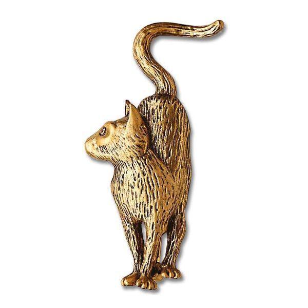 Manet, Edouard: Brosche »Manets Katze«