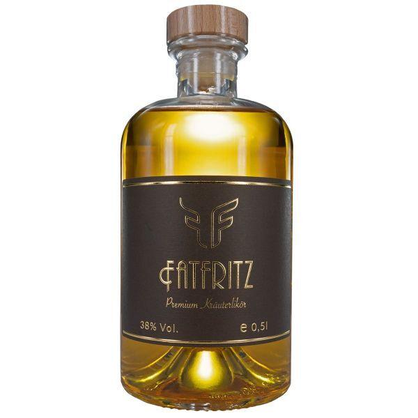 »Premium Kräuterlikör« von FatFritz