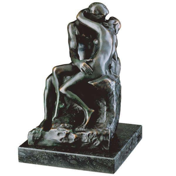 Rodin, Auguste: »Der Kuss«, 1888/89