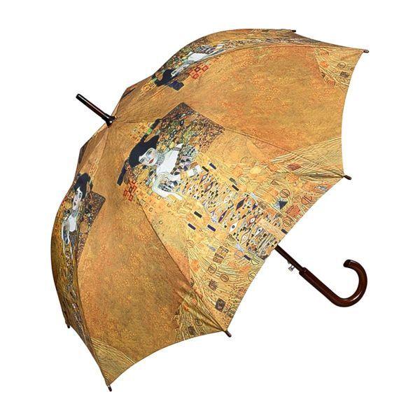 Stockschirm »Adele« nach Gustav Klimt