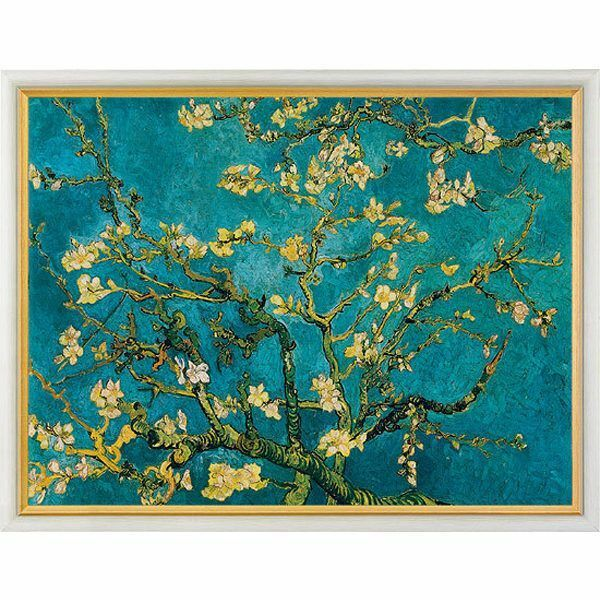 van Gogh, Vincent: »Blühende Mandelzweige«