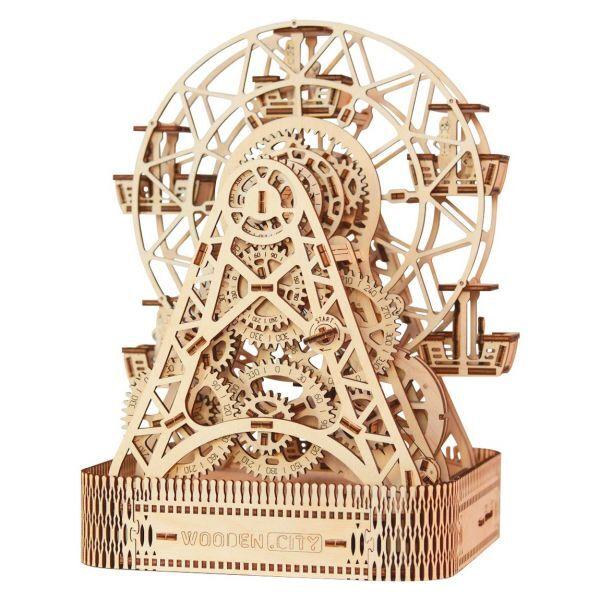3D-Holzmodell »Riesenrad«