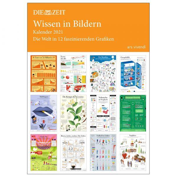 »Wissen in Bildern« Kalender 2021