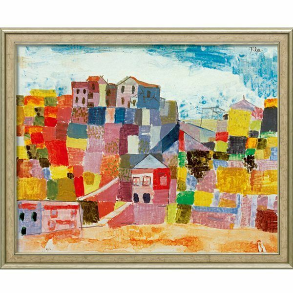 Klee, Paul: »Sizilien bei S. Andrea«, 1924