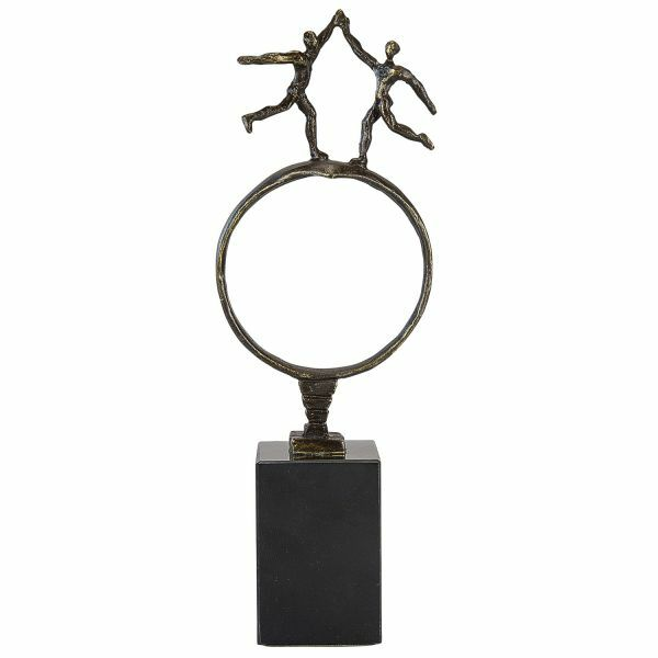 Gerard: Skulptur »Zusammen erfolgreich«