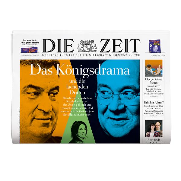 DIE ZEIT 16/2021