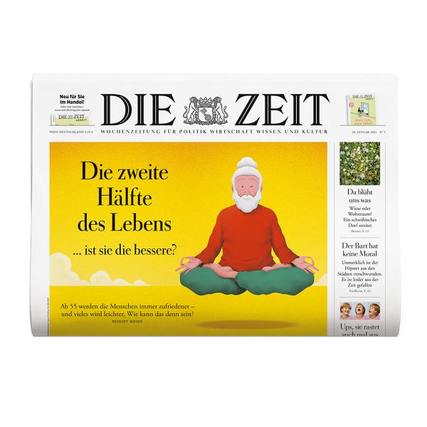 DIE ZEIT 05/2021