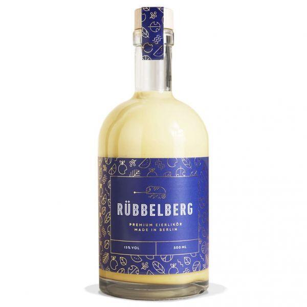 »Premium Eierlikör« von Rübbelberg